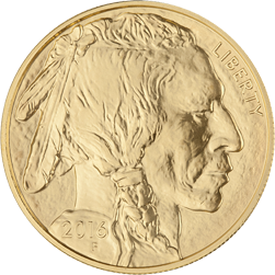 1 Oz Gold Coin | American Buffalo