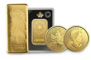 Buy Gold & Silver Bullion in Toronto | Guildhall Wealth