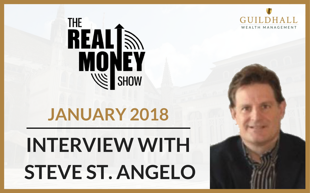 Steve St. Angelo Interview – January 20th 2018
