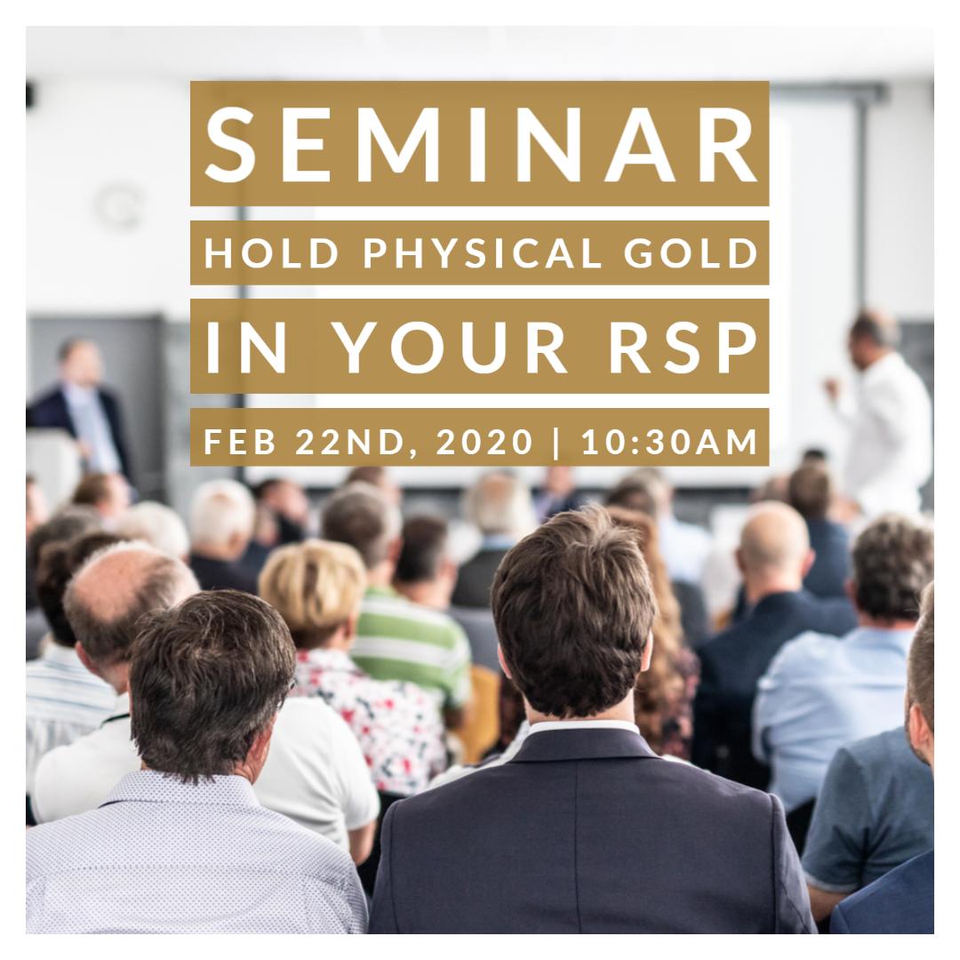 February Seminar